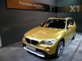 BMW X1 Concept en direct du Mondial