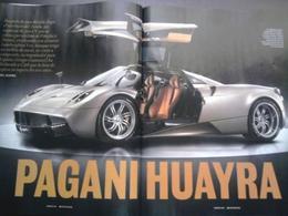Nouvelle Pagani Huayra: encore des photos!