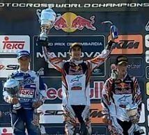 Motocross mondial : Marvin Musquin souffle la victoire à Jeffrey Herlings