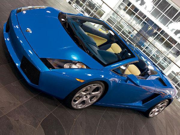 Lamborghini Gallardo : Subtilement sonorisée..