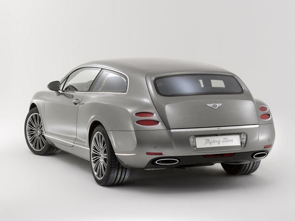 Bentley Flying Star: la production s'accélère