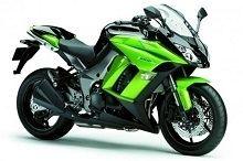 Kawasaki: une évolution pour la Z1000SX ?