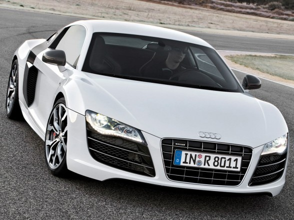 La seconde génération d'Audi R8 pour 2014 : la même mais en mieux