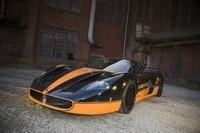 Maserati MC12XX by Edo Competition : Maserati MC12R + Ferrari FXX = 800 ch et toutes les photos officielles HD !!!