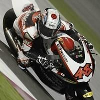 Moto 2 - Qatar: Tomizawa entre dans l'histoire