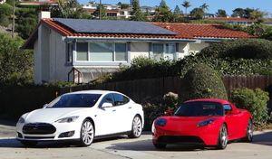 Tesla: rachat de SolarCity officiel pour la production d'énergie propre