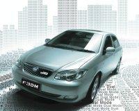 Une auto hybride rechargeable chinoise au Salon de Détroit 2009: le BYD F3DM