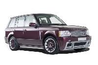 Overfinch: un Range Rover encore plus exclusif