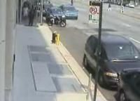 Vidéo moto : pris en flag!