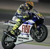 Moto GP - Qatar: Rossi au métier