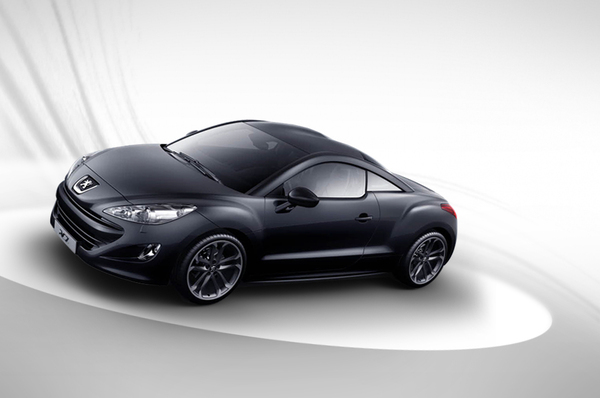 peugeot rcz black yearling l 39 dition limit e espagnole. Black Bedroom Furniture Sets. Home Design Ideas