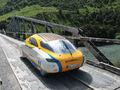 Le tour du monde en véhicule électrique à panneaux solaires