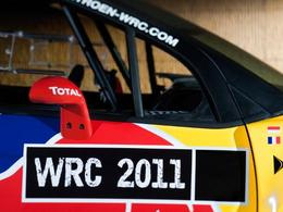 WRC 2011/Citroën - Loeb et Ogier partiront sur un pied d'égalité