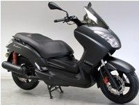Lifan : E-Space 125 cm3 Black Edition