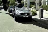 Vidéo: Kick Flip en Nissan Qashqai