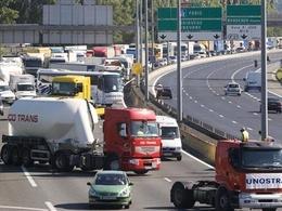 Social: manifestations de routiers attendues le 13 octobre