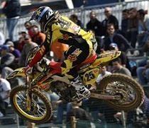 Motocross mondial : Première victoire de manche pour Clément Desalle cette saison