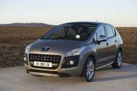 Un futur modèle hybride français : la Peugeot 3008