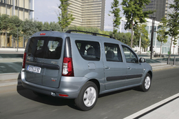 Dacia se met au bioethanol