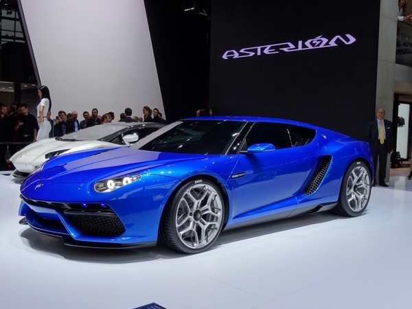 La Lamborghini Asterion n'ira pas en production