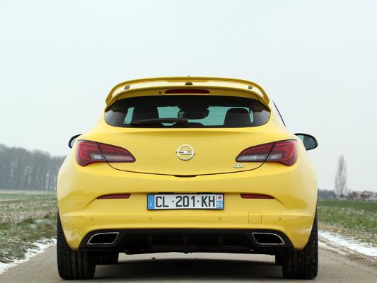 Future Opel Astra OPC : un 1.6 de 280 ch ?