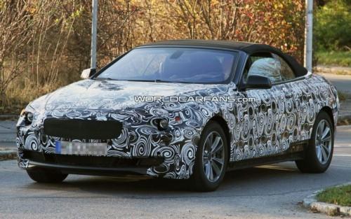 Spyshot : la prochaine BMW Serie 6 cabriolet est de sortie