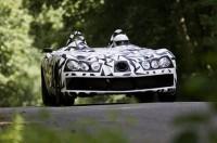 Future McLaren Mercedes SLR Speedster : débusquée !