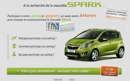 À la recherche de la nouvelle Spark : soyez convaincants et gagnez un voyage en Grèce