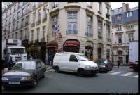 France : lancement de la campagne de sécurité routière -Paris dit stop-