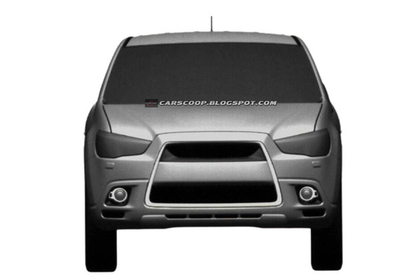 Futur petit crossover Mitsubishi : un peu moins excitant que sur les croquis
