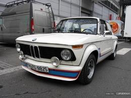 Photos du jour : BMW 2002 Turbo (Rétromobile)