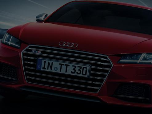 L'Audi TTS n'est pas terrestre : la pub