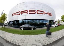 Porsche annonce une perte de 4.4 milliards d'euros