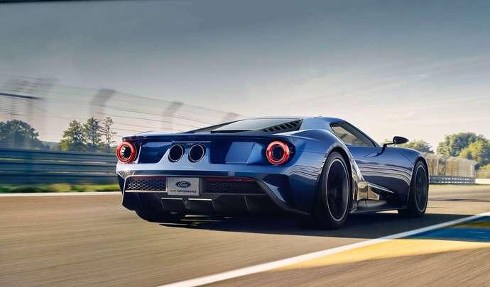 """Ford GT : la première voiturevendue pour les gens qui font du """"buzz"""""""