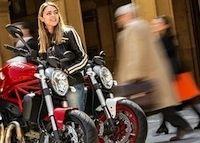 Ducati rembourse la formation pour le passage du permis A2 au permis A