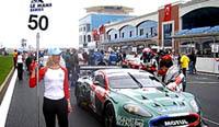 LMS: deux Aston pour Larbre