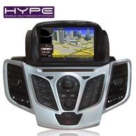 Hype Multimedia Systems commercialise une station multimédia spécifique à la nouvelle Ford Fiesta