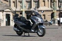 Sym France : 3000 km offerts pour l'achat d'un GTS 125 Evo