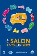 Salon de Bruxelles 2009 : des véhicules moins polluants en perspective