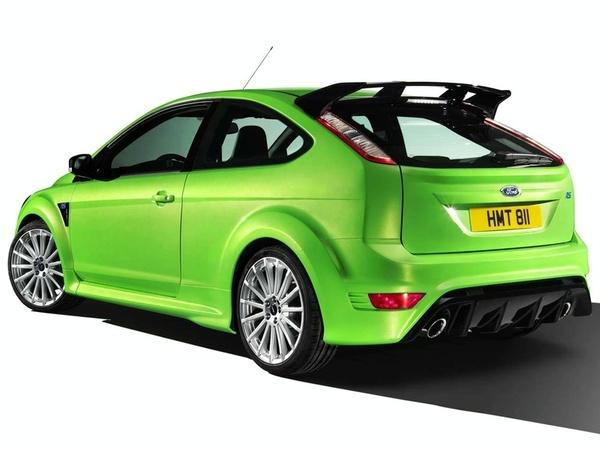 Future Ford Focus RS : c'est elle !