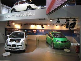 Subaru électrise avec les R1e et G4e !