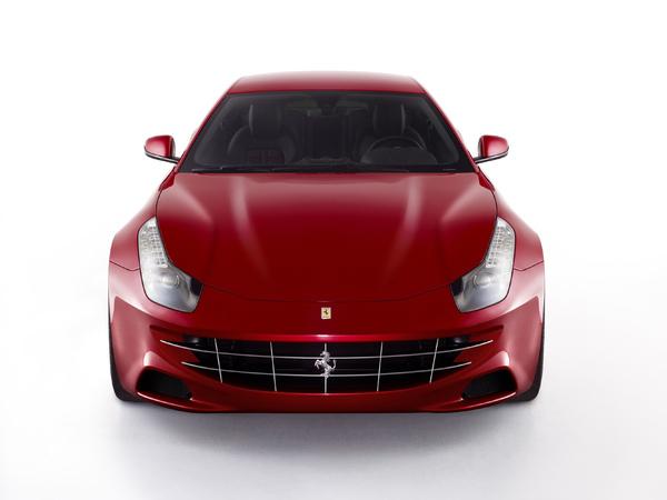 |Vidéo] Ferrari Four Concept, la naissance