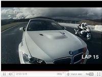 BMW S 1000RR vs BMW M3 : Affrontement Teuton en Akrapovic majeur [vidéo]