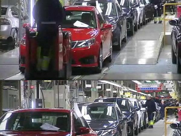 Genève 2011 : léger restylage pour la Saab 9-3