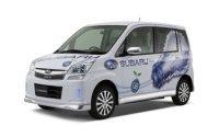 Une nouvelle auto électrique au Japon: la Subaru Stella