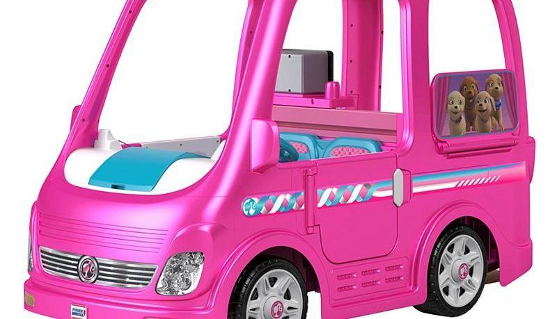 brand new outlet for sale wholesale sales Insolite : une voiture Barbie rappelée à cause de son ...