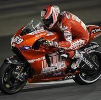 Moto GP - Qatar: Hayden a vu le podium de près mais aussi Rossi