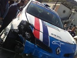 Rallye Taormina-Messina : Robert Kubica d'abord en tête, puis dehors