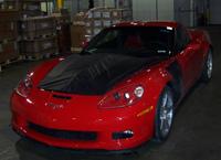 Est ce là la Corvette SS ?