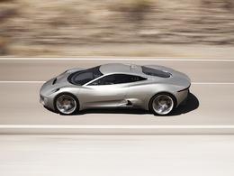 Des turbines pour une partie des Jaguar C-X75 ?
